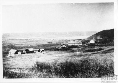 [Police barracks at Fort Qu'Appelle]