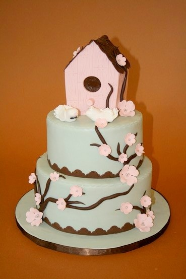 108 Best Cake & Cupcakes Birdhouses Images On Pinterest