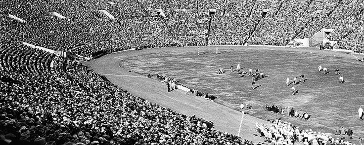 """ESPN CollegeFootball on Twitter: """"How a win over Washington in 1926 gave rise to Alabama and football in the South. #Alabama #RollTide #Bama #BuiltByBama #RTR #CrimsonTide #RammerJammer"""