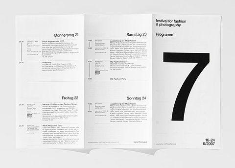 FFFFOUND! #grid #design #brochure