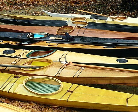 Magnifiques SOF kayaks!