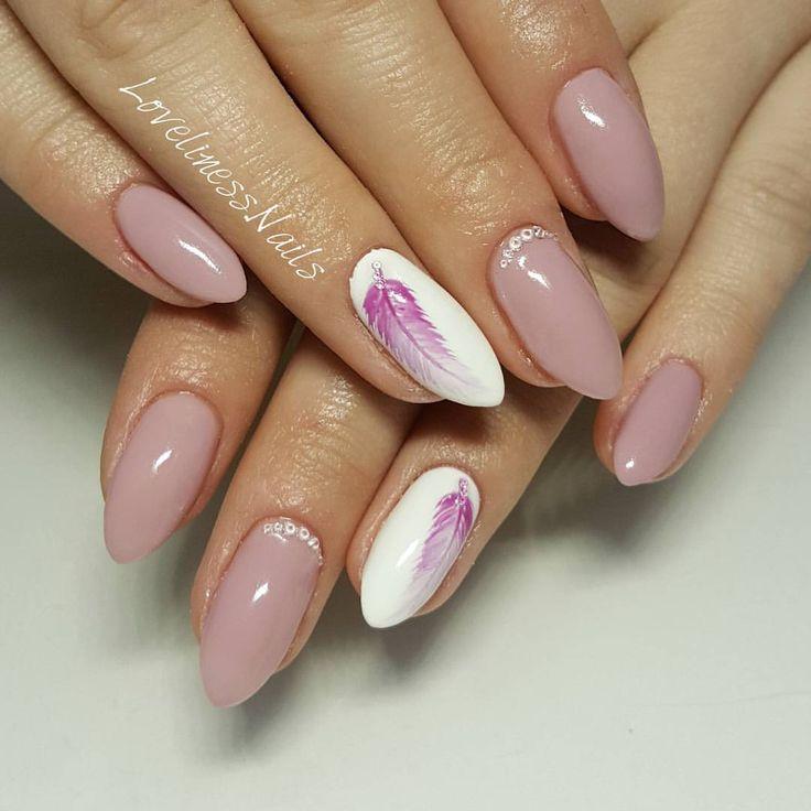 Best 25+ Feather nail art ideas only on Pinterest ...