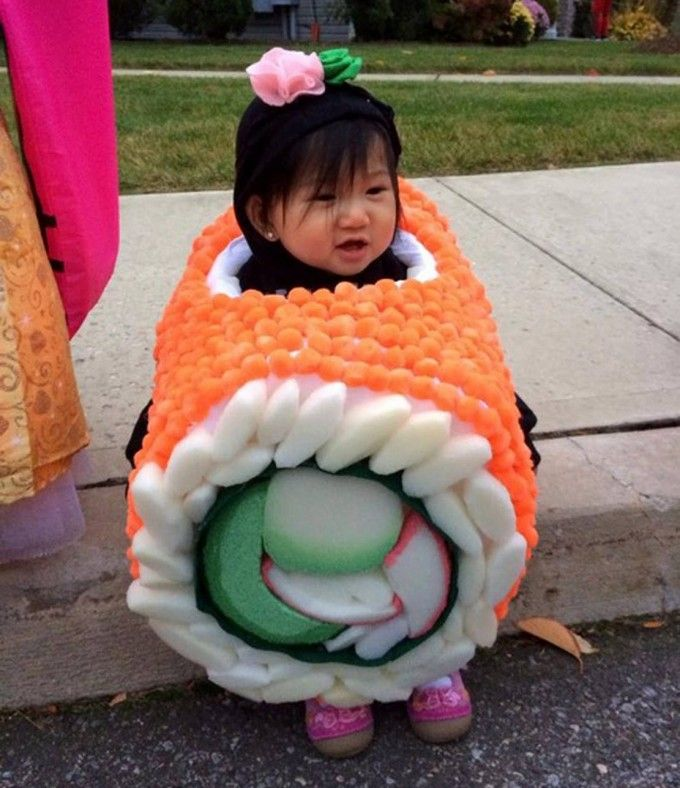 Best 25 sushi halloween costume ideas on pinterest sushi homemade sushi halloween costumeese are the best diy costume ideas for solutioingenieria Gallery
