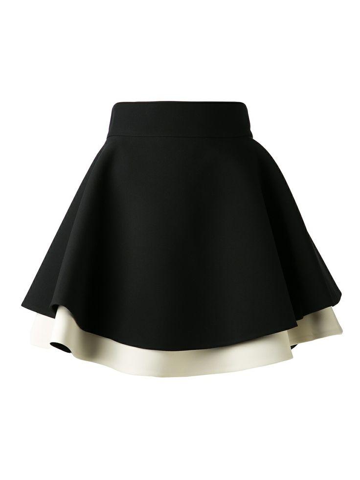 Fausto Puglisi Layered Skirt