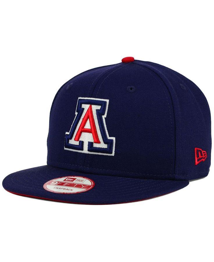 New Era Arizona Wildcats Core Snapback Cap - Sports Fan Shop By Lids - Men  - Macy's