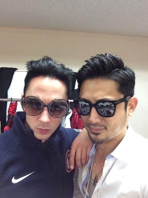 ジョニーウイアーと宮本賢二先生