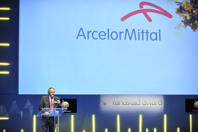 Congratulations to ArcelorMittal for being named second most attractive employer in Canada!! Voted by 7000 Canadians.