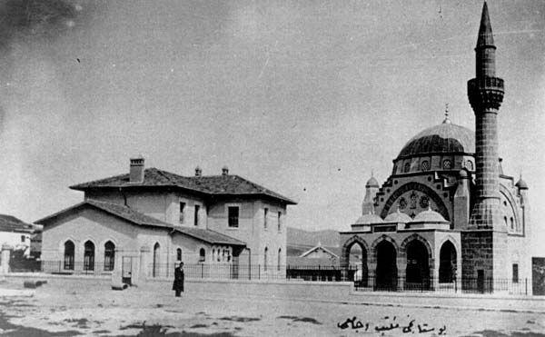 Bostancı Camii, 1920'ler
