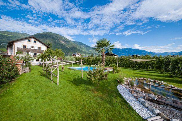 Vettererhof - Lana - Meran und Umgebung - Urlaub auf dem Bauernhof