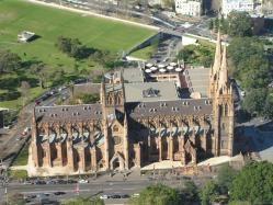 Catedral-Basílica de Santa María de Sídney Australia