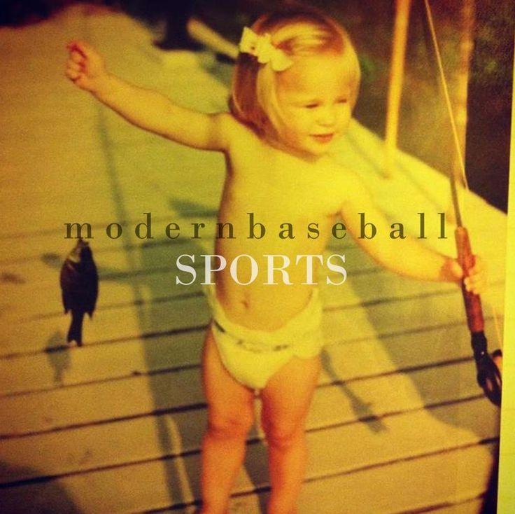 "Modern Baseball - Sports 12"" $12"