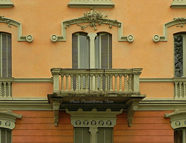 Palazzina Galliano 1912 - Amedeo Galliano Via Parola 2 angolo Viale degli Angeli Cuneo
