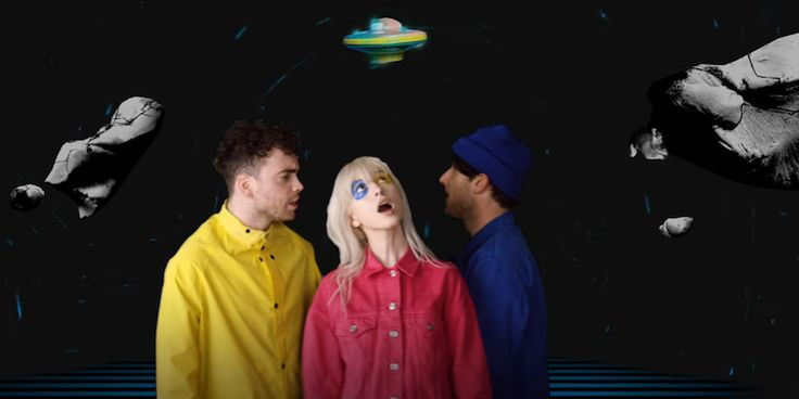 "Paramore Announces New Album 'After Laughter' and Release New Single ""Hard Times"" - http://www.okgoodrecords.com/blog/2017/04/19/paramore-announces-new-album-after-laughter-and-release-new-single-hard-times/ - The wait is over! Paramore are back with their first new album in four years, After Laughter. The follow-up to their self-titled album is out May 12 on Fueled By Ramen. The Andrew Joffe-directed clip, in which Hayley Williams crashes into a video set bedecked in hand-dr"