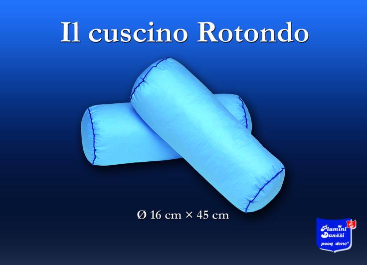 Il cuscino Rotondo gradevole sostegno per il collo