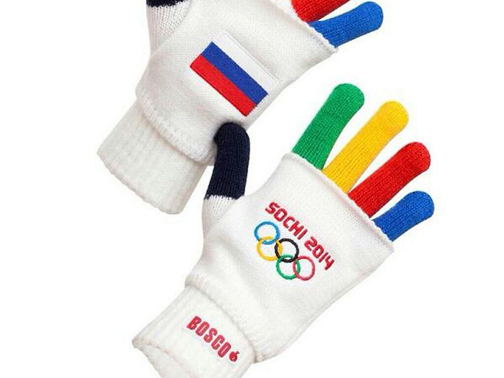 Must-have mittens? Sochi debuts Olympic accessory