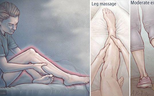 5 remedios naturales eficaces para el síndrome de piernas inquietas
