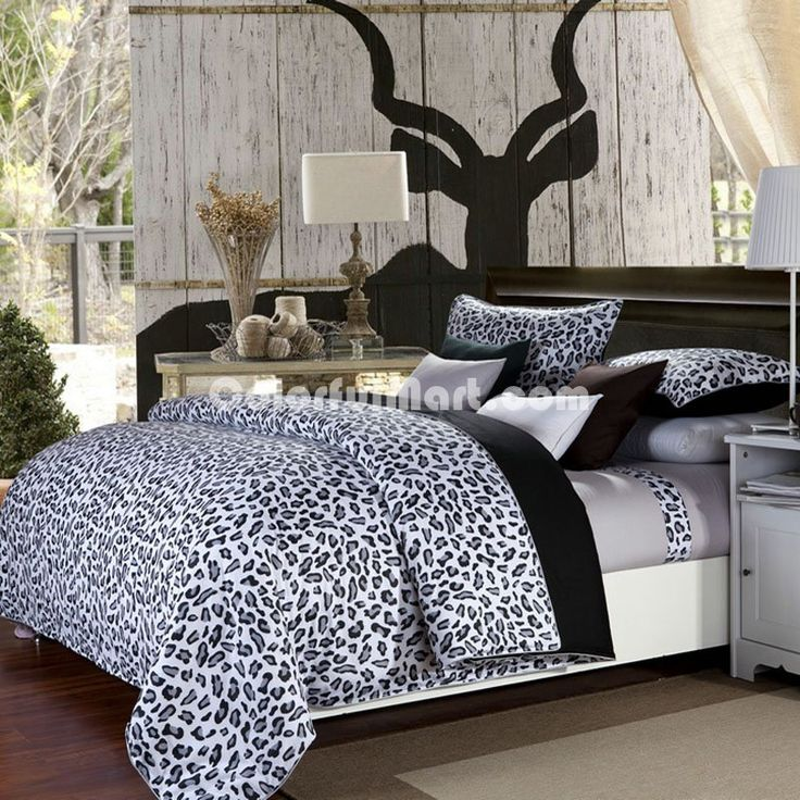 bedding on pinterest leopard print bedding cheetah print bedroom