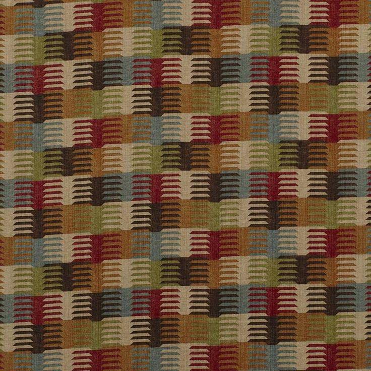 Warwick Fabrics : MEDINA, Colour ANTIQUE