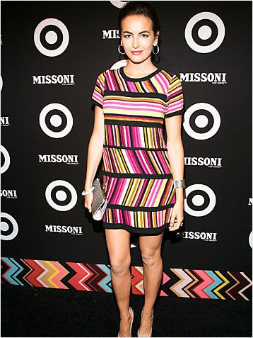 Celebrities in Missoni: Our Favorite Looks From the Design House - iVillage