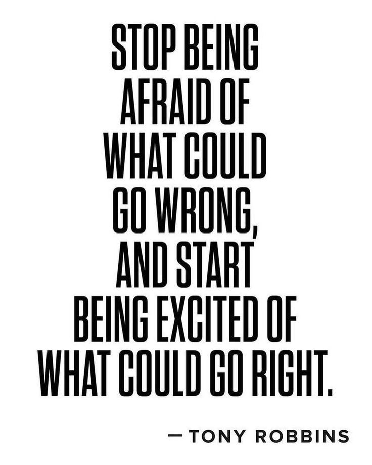 Get excited for what's possible!