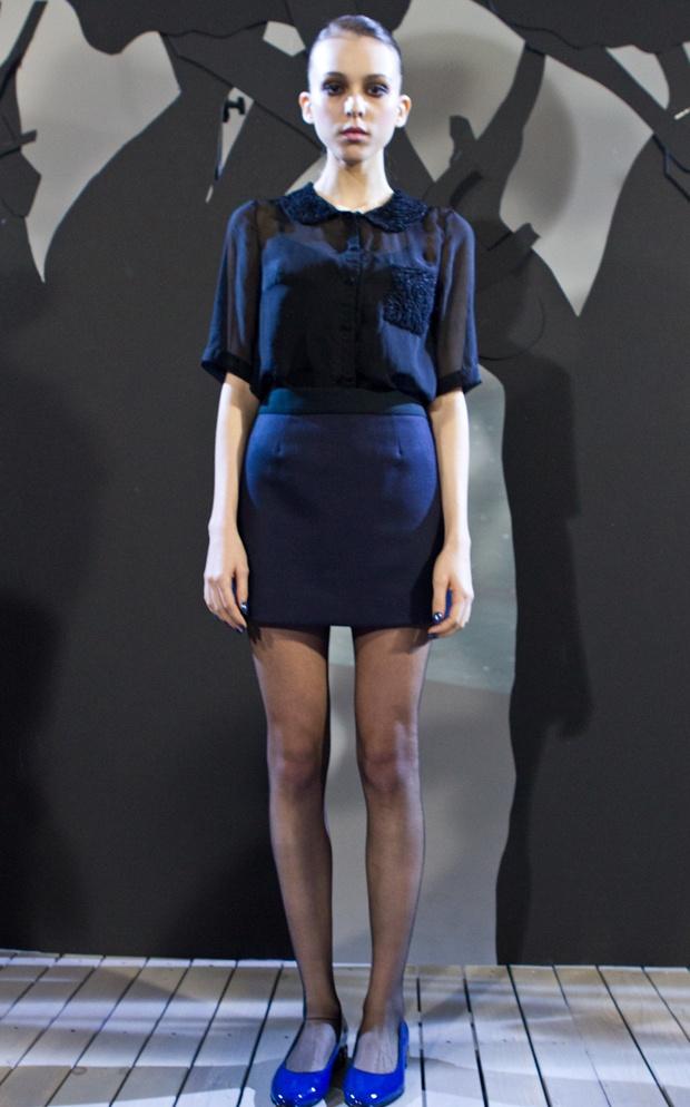 Rachel Antonoff Fall 2012