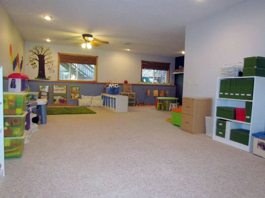 44A Perfectly Fantastic Playroom Before