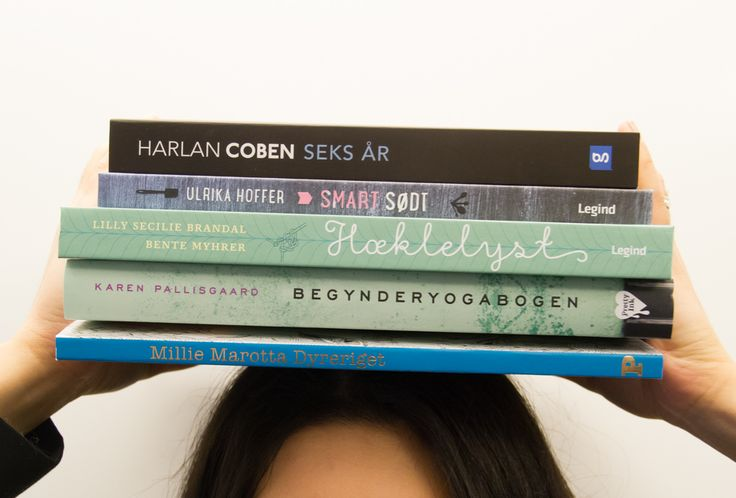 Hvad skal bloggerne fra Bpg & idé læse i 2016? Se mere her: http://www.blog.bog-ide.dk/top-5-over-nye-boger-i-2016/ #bogogide #bøger #bog #litteratur