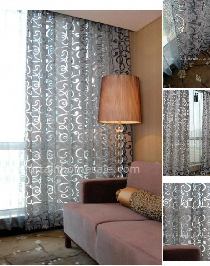 curtains on sale and gray color embossed simply shabby chic curtain rh pinterest com