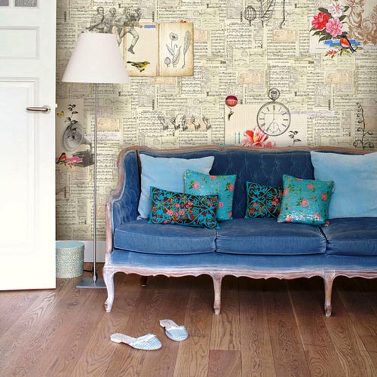 18 best wandbekleding - behang images on Pinterest | Wall papers ...