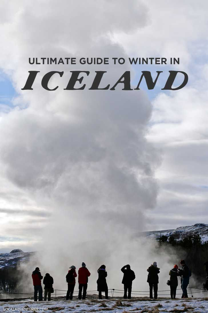 Ultimate Guide to Visiting Iceland in Winter // localadventurer.com