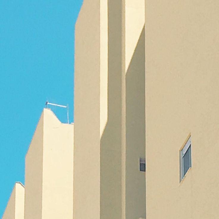Layers #blue #sky #minimal #minimalmood #rsa_minimal #architecture #lookingup #igerstrapani #igerssicilia #igersitalia