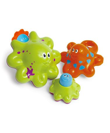 Take a look at this The Wet 'n' Wobblies by WOW Toys on #zulily today!