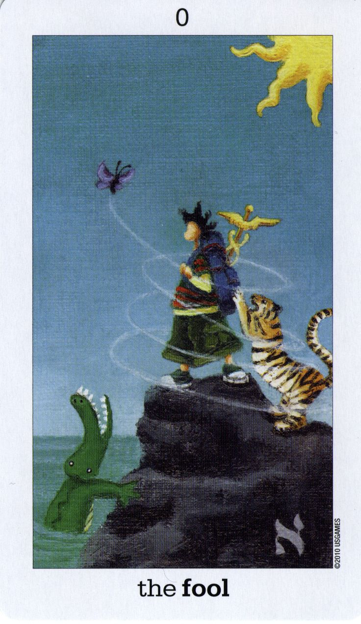 Fool From The Universal Waite Tarot: 28 Best Ideas About Tarot 0 The Fool On Pinterest