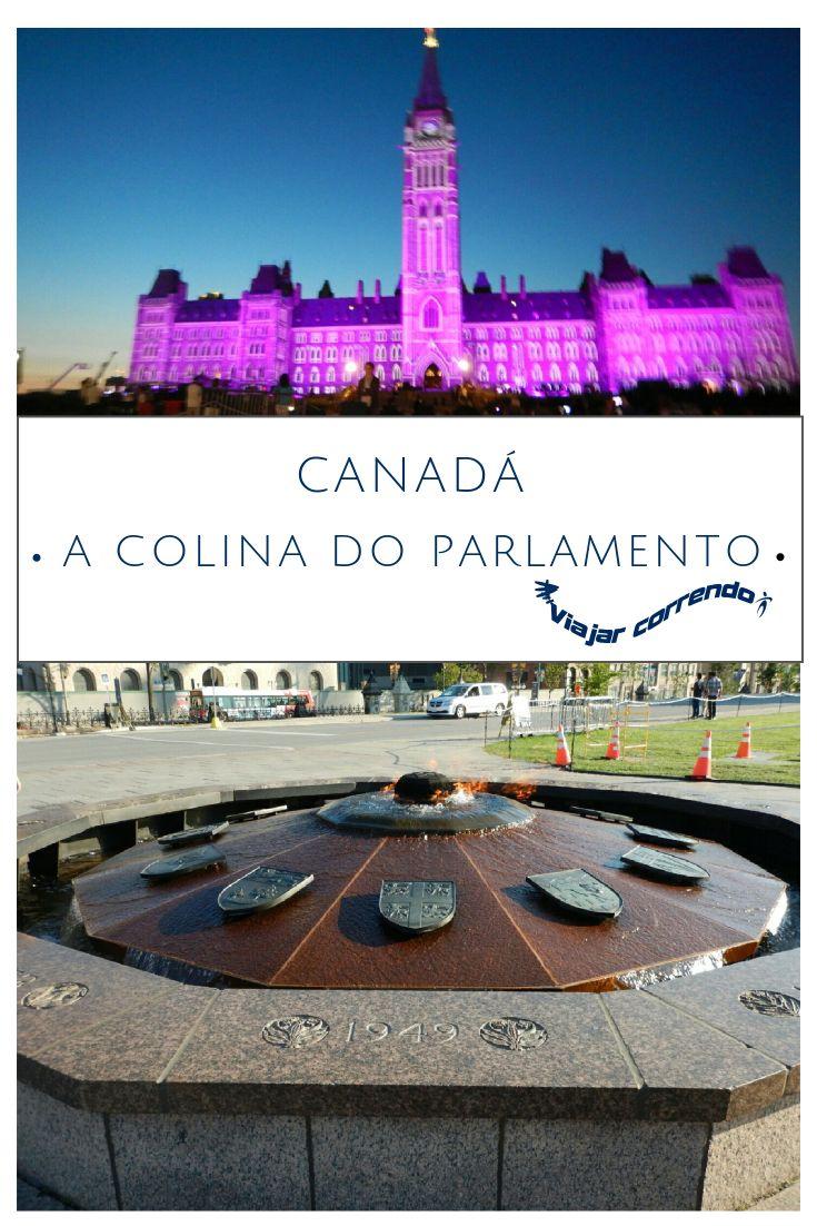 O Parliament Hill (ou Colline du Parlement) é uma vasta área de Ottawa pertencente à Coroa canadense que abriga os edifícios do Parlamento do Canadá e outros prédios de grande significância, como a Biblioteca do Parlamento e a Torre da Paz. São três blocos de construções que compõem os edifícios do Parlamento: Centre, East e West Blocks. É possível visitar o Centre e o East Block no verão. O Centre Block abriga o Senado, a Casa dos Comuns (House of Commons) e a Biblioteca do Parlamento. O…