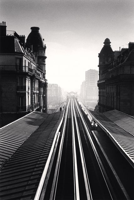 Michael Kenna | PASSY METRO, PARIS, 1991 (1991), Available for Sale | Artsy