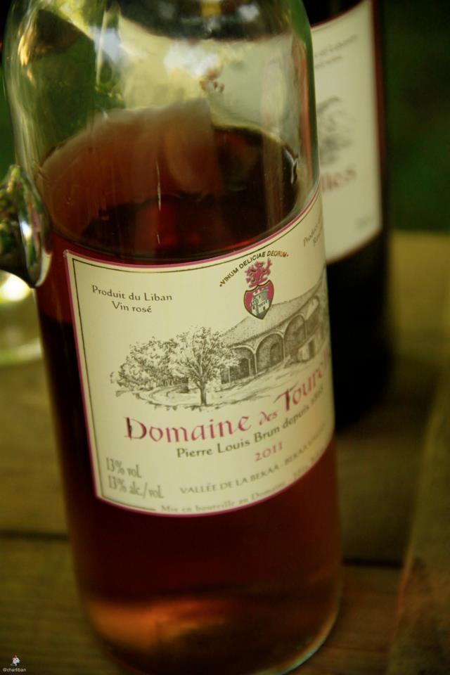 """le """"fameux"""" rosé des Tourelles!"""