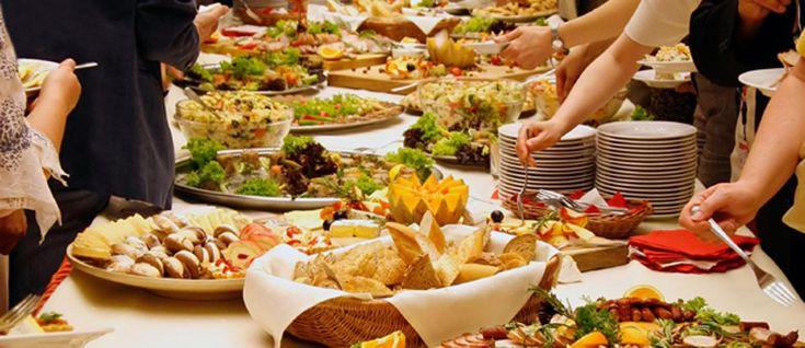 Preguntas para hacer a tu catering o lugar de celebración