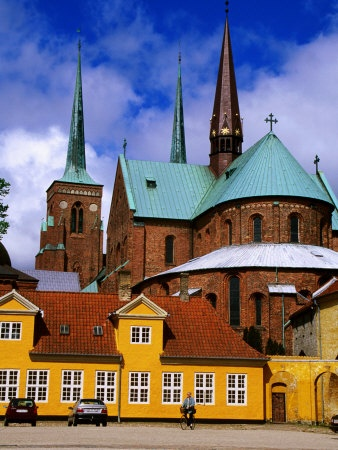 Roskilde & its Cathedral (1000 Places, UNESCO) - Roskilde, Sjaelland, Denmark - 2014