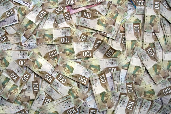 B.C. government sends 30 news releases in 7 hours, announcing over $2.3B in spending