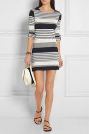 Maddie stretch-knit dress