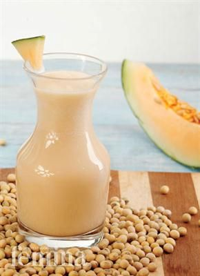 Femina.co.id: SMOOTHIES MELON #resep