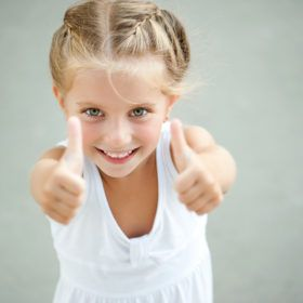Raise a Confident Daughter Confident Who Has Positive Self-Esteem and Self-Confidence in Her Abilities, Mental Fortitude, Amongst Peers and Appreciation For Her Body, Not Her Looks. Confidence Sets Kids Up For Lifelong Success.