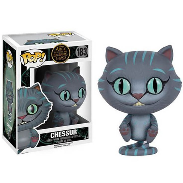 Compra Figura Pop! Vinyl Alicia A Través Del Espejo Chessur aquí en Zavvi. Tenemos grandes precios en juegosWe've great prices on games, Blu-rays and more; as well as free UK delivery on all orders, so be sure not to miss out!