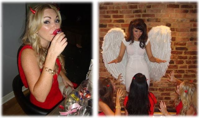 1000+ Images About Angels&DevilsTheme Party On Pinterest
