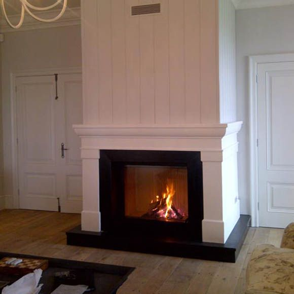 Piazzetta ME9070 | Closed combustion fireplace installed by Italcotto