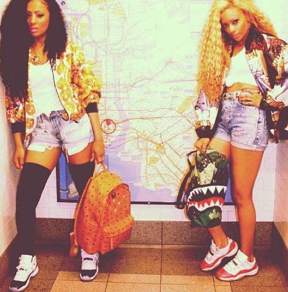 vintage fashion 90 | 90s | Wishful Thinkin Clothing Co. Nigga hip hop style sws
