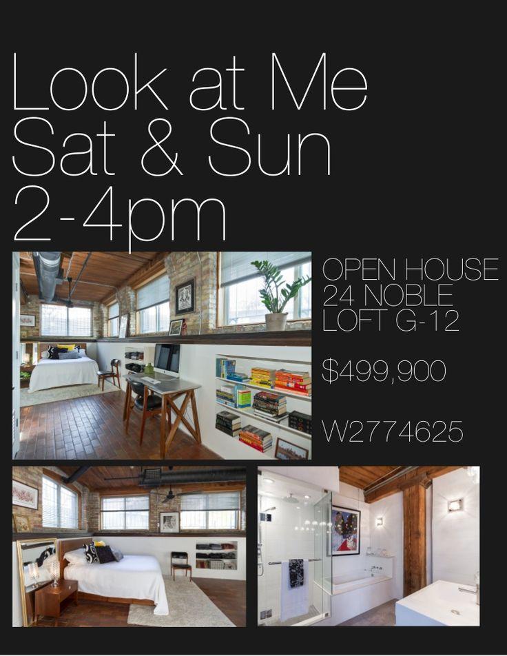 Open House Invitation by Kori Marin via slideshare