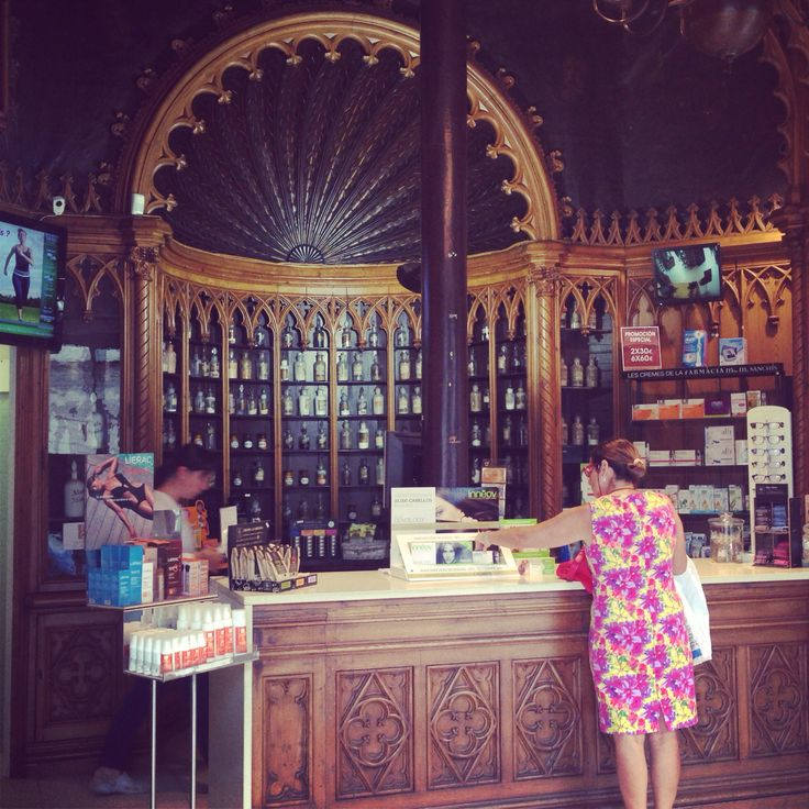 Pharmacy in Barcelona