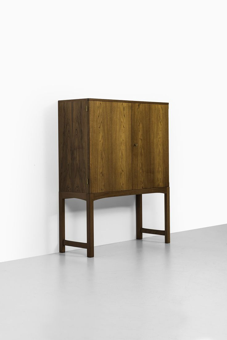 Carl Malmsten cabinet in rosewood at Studio Schalling
