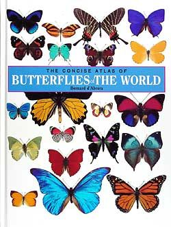 Books : d'Abrera, B.: The concise atlas of Butterflies of the World.